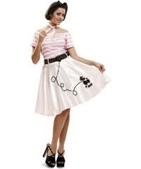 Kostým Pink lady Velikost M/L 42-44