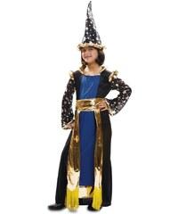 Dětský kostým Čarodějka Pro věk (roků) 10-12