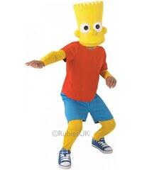 Dětský kostým Bart Simpson Simpsonovi Pro věk (roků) 5-6