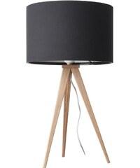 Zuiver Stolní lampa Tripod Wood black