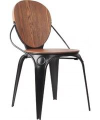Zuiver Židle Louix black