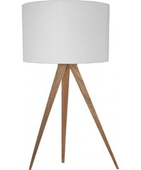 Zuiver Stolní lampa Tripod Wood white