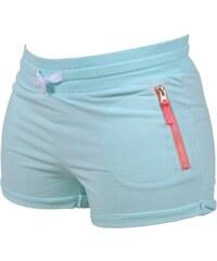 Dámské šortky Nickelson Blue Moon ice mint XL