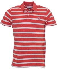 Pánské tričko Tommy Hilfiger Chris polo červená XXL