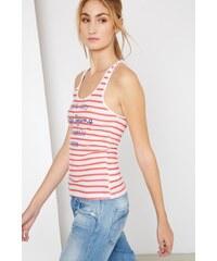 Dámské tílko Pepe Jeans Sissy červená XL