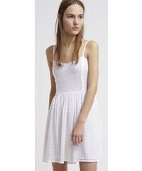 Dámské šaty Pepe Jeans Blanca white L