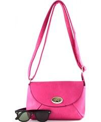 Růžová kabelka Arien 4023