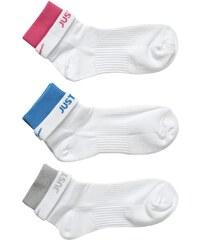 Nike - Ponožky Nike Lightweight Cotton Quart (3-PACK)