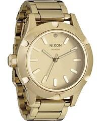 Nixon - Hodinky Camden All Gold