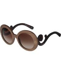 Prada Sonnenbrille light brown