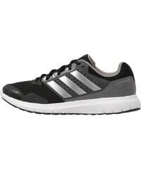 adidas Performance DURAMO 7 Laufschuh Neutral core black/silver metallic/solid grey