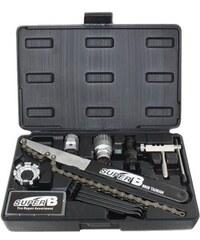 SUPERB Fahrrad-Werkzeugkoffer Basic SuperB (8tlg.) schwarz