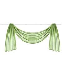 MY HOME Freihanddeko Xanten grün 1 (B/H: 140/200 cm),2 (B/H: 140/300 cm),3 (B/H: 140/400 cm),4 (B/H: 140/500 cm),5 (B/H: 140/600 cm)