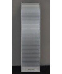 Jalousieschrank Höhe 164 cm Baur silberfarben