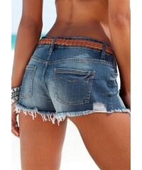 Damen Jeans-Hotpants Buffalo London blau 34,36,38,40,42