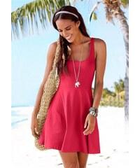Damen Strandkleid Beachtime rot 34,36,38,40,42