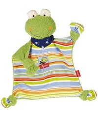 SIGIKID Schnuffeltuch Fortis Frog