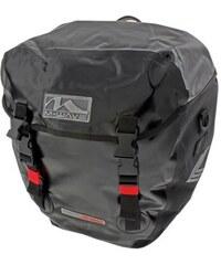 Fahrrad Seitentaschen wasserdicht Montreal M-Wave M-WAVE schwarz