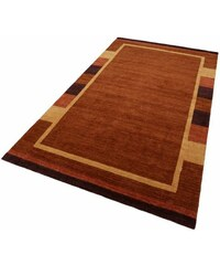 Teppich Floreffe handgeknüpft Wolle LUXOR LIVING orange 1 (B/L: 90x160 cm),5 (B/L: 120x180 cm),6 (B/L: 200x300 cm)