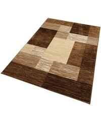 MY HOME Teppich Melvin gewebt braun 1 (B/L: 60x90 cm),2 (B/L: 70x140 cm),3 (B/L: 120x180 cm),4 (B/L: 160x230 cm),6 (B/L: 200x290 cm),7 (B/L: 240x320 cm)