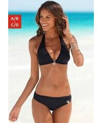 S.OLIVER RED LABEL Triangel-Bikini RED LABEL Beachwear schwarz 34,36,38,40,42