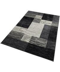 MY HOME Teppich Melvin gewebt schwarz 1 (B/L: 60x90 cm),2 (B/L: 70x140 cm),3 (B/L: 120x180 cm),4 (B/L: 160x230 cm),6 (B/L: 200x290 cm),7 (B/L: 240x320 cm)