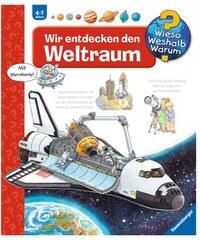 RAVENSBURGER Kinderbuch Weltraum / Wieso Weshalb Warum