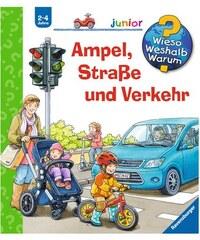 RAVENSBURGER Kinderbuch Ampel Straße und Verkehr / Wieso Weshalb Warum Junior