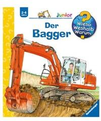 Kinderbuch Der Bagger / Wieso Weshalb Warum Junior RAVENSBURGER