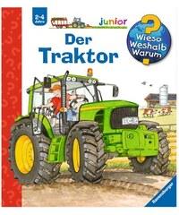 Kinderbuch Der Traktor / Wieso Weshalb Warum Junior RAVENSBURGER