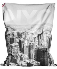Sitzsack Big Bag NYC Baur schwarz