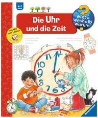 Kinderbuch Die Uhr und die Zeit / Wieso Weshalb Warum RAVENSBURGER