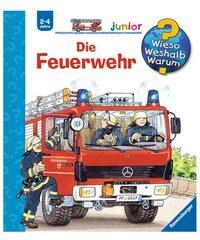 RAVENSBURGER Kinderbuch Die Feuerwehr / Wieso Weshalb Warum Junior