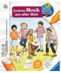 RAVENSBURGER Buch Entdecke Musik aus aller Welt
