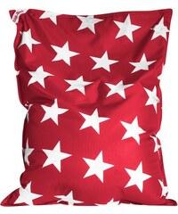 Baur Sitzsack Big Bag Stars rot
