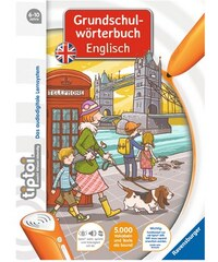 RAVENSBURGER Buch Grundschulwörterbuch Englisch