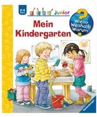 Kinderbuch Mein Kindergarten / Wieso Weshalb Warum Junior RAVENSBURGER