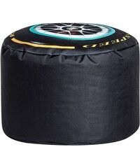 Sitzsack Speed Dot Com Baur schwarz