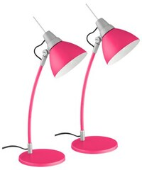 Tischleuchte inkl. LED-Leuchtmittel in 5 Farben Brilliant (1flg.) Brilliant Leuchten pink