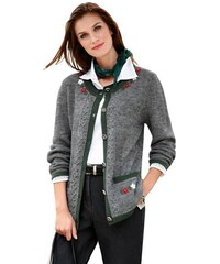 Baur Damen Strickjacke grau 38,40,42,44,46,48,50,52,54