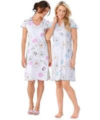 Arabella Sleepshirts (2 Stck.) farb-set 36/38,40/42,44/46,48/50,52/54