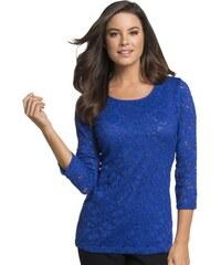 LADY Damen Lady Shirt blau 36,38,40,42,44,46,48,50,52,54