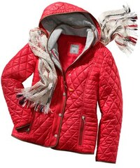 COLLECTION L. Damen Jacke rot 36,38,40,42,44,46,48,50,52,54