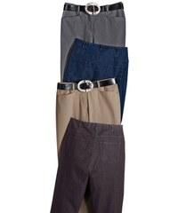 Damen Jeans in gepflegter Optik Cosma braun 19,20,21,22,23,24,25
