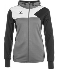 ERIMA Premium One Trainingsjacke mit Kapuze Damen ERIMA grau 34,36,38,40,42,44,46,48