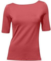 Damen U-Boot-Shirt B.C. BEST CONNECTIONS rot 34,36,38,40,42,44,46,48