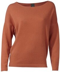 B.C. BEST CONNECTIONS by Heine Damen Oversized-Pullover orange 34,36/38,40/42,44/46,48/50,52/54
