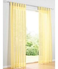Heine Home Dekostore gelb ca. 145/140 cm,ca. 175/140 cm,ca. 225/140 cm,ca. 245/140 cm,ca. 265/140 cm,ca. 295/140 cm