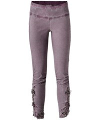 LINEA TESINI by Heine Damen Leggings lila 34,36,38,40,42,44,46