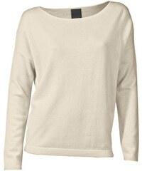Damen Oversized-Pullover B.C. BEST CONNECTIONS by Heine weiß 34,36/38,40/42,44/46,48/50,52/54